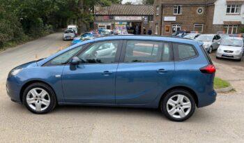 2013 Vauxhall Zafira Tourer 2.0 CDTi 16v Exclusiv 5dr full
