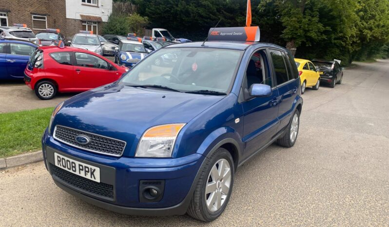 2008 Ford Fusion 1.6 Plus 5dr full